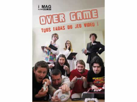 couverture mag jeux video